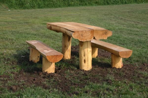 zestaw piknikowy do ogrodu