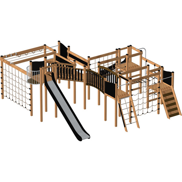 plac zabaw dla starszych dzieci