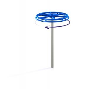 kołowrotek, twister obrotowy na plac zabaw