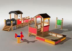 Discovery- place zabaw dla najmłodszych