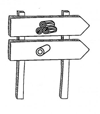 plac zabaw z drewna lub stali