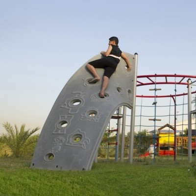 Aztec, panel do wspinaczki dla dzieci